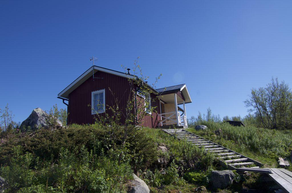 Sitojaure STF Hut