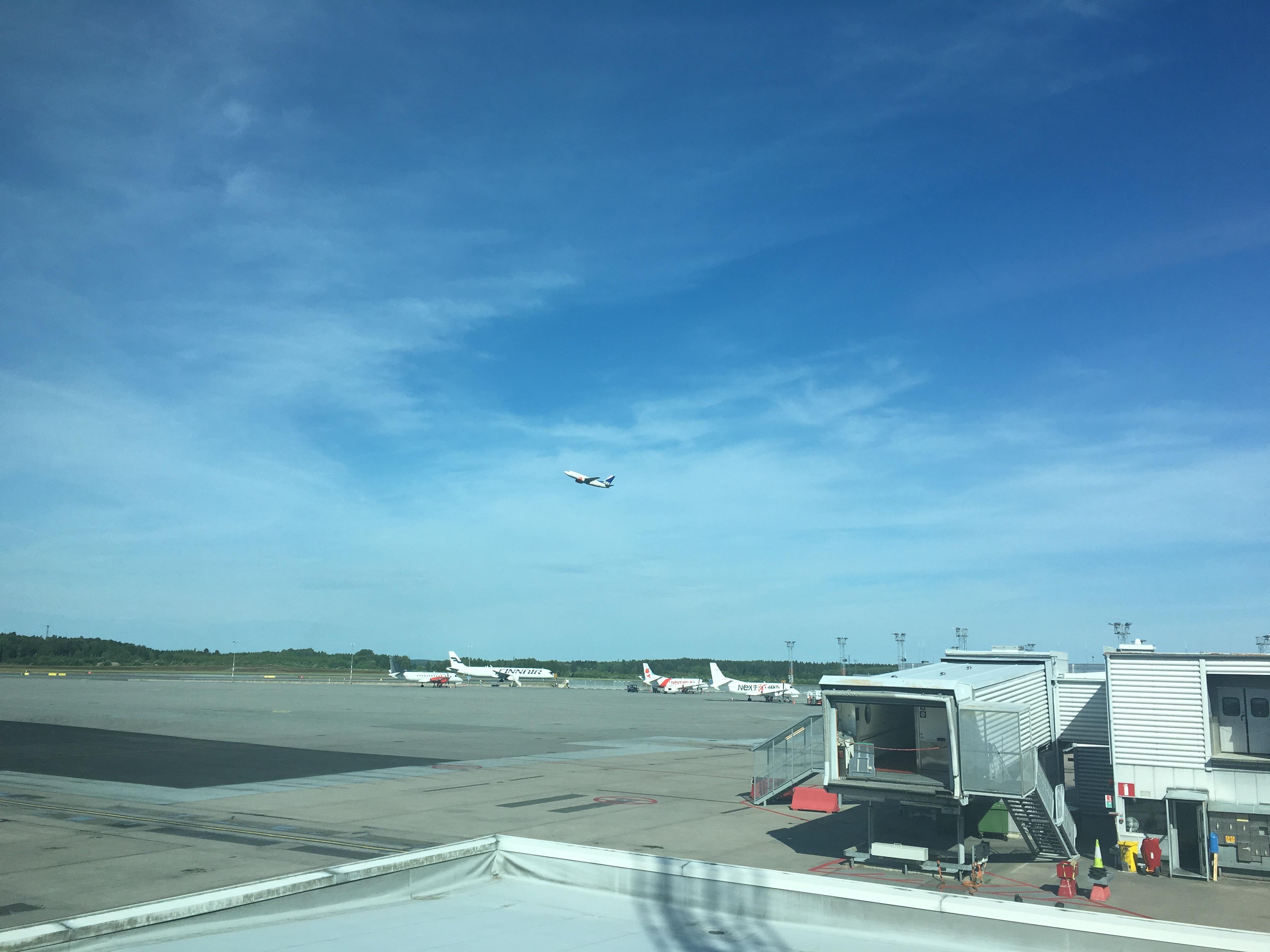 스톡홀름 Arlanda 공항