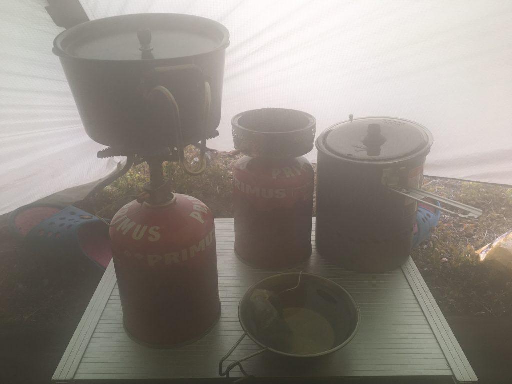 Outdoor 주방