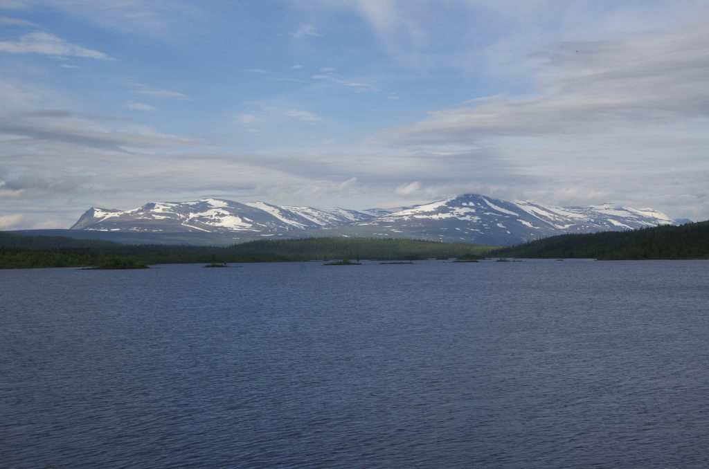 lake Stuor Dahta