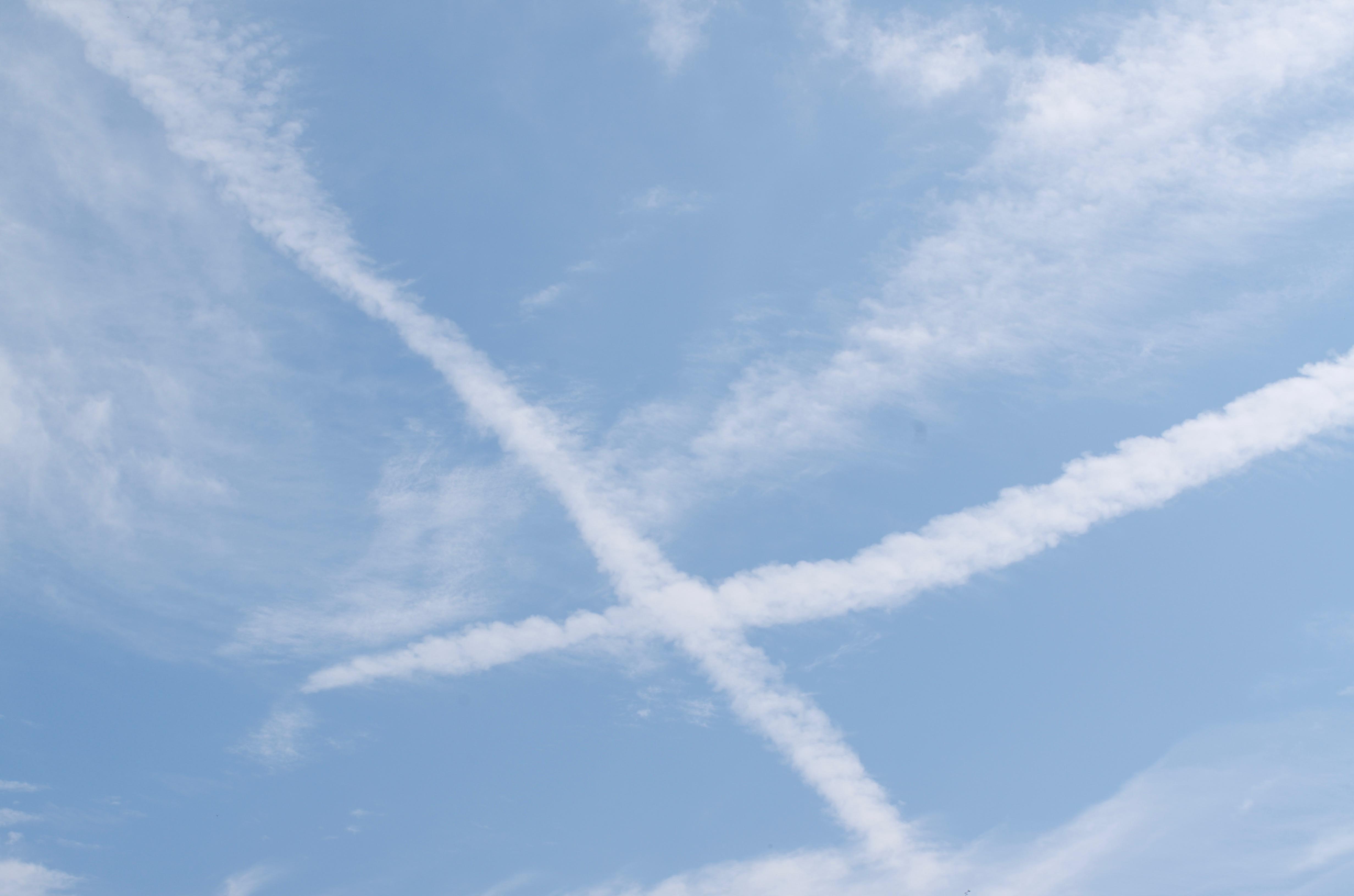십자 구름