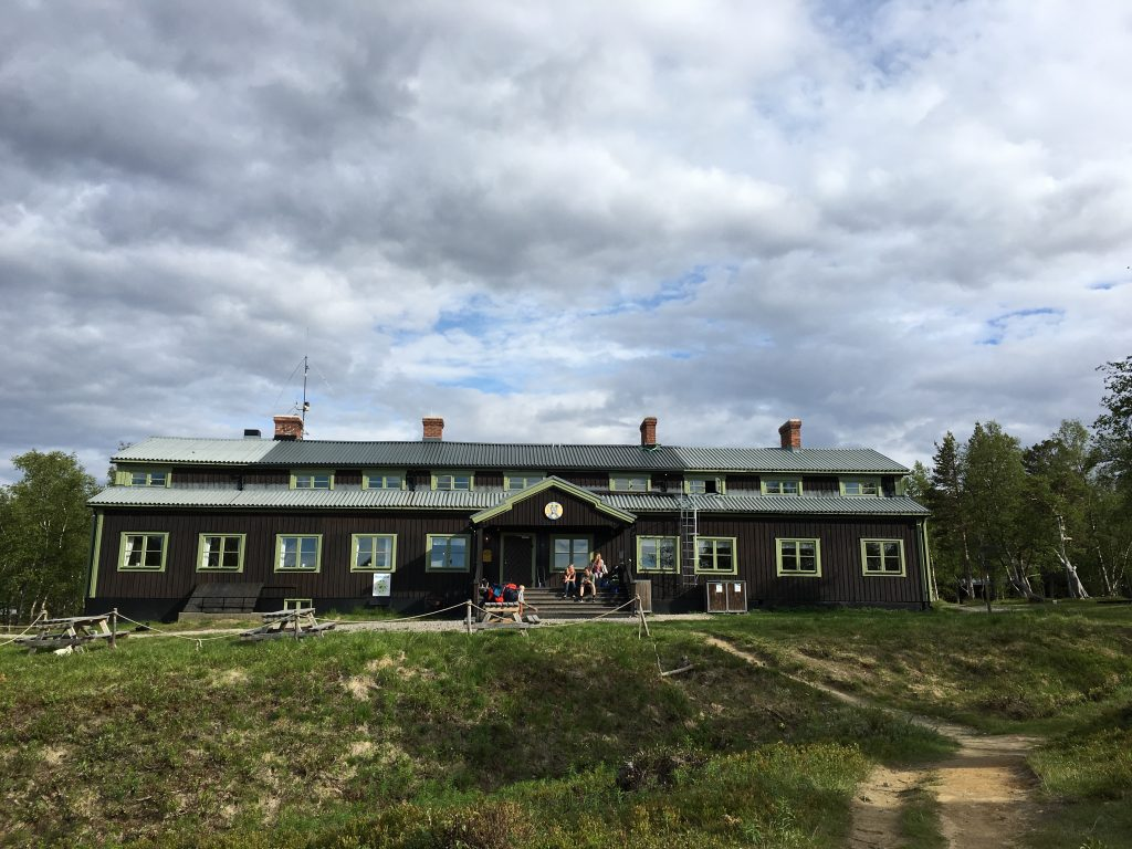 Saltoluokta STF Mountain Station