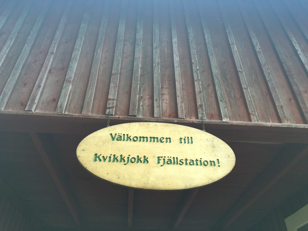 Kvikkjokk STF Mountain Station