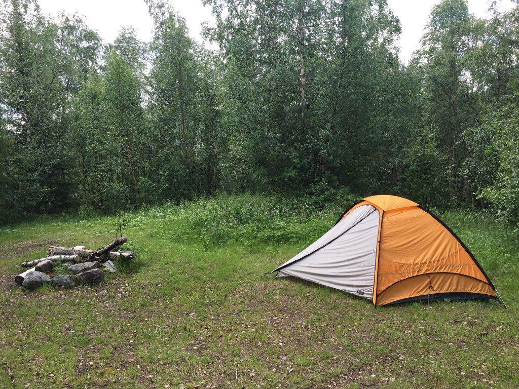 Kvikkjokk Tent