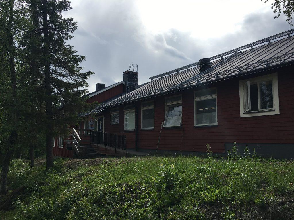 Kvikkjokk Mountain Station