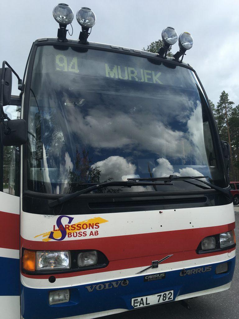 94 Bus to Murjek