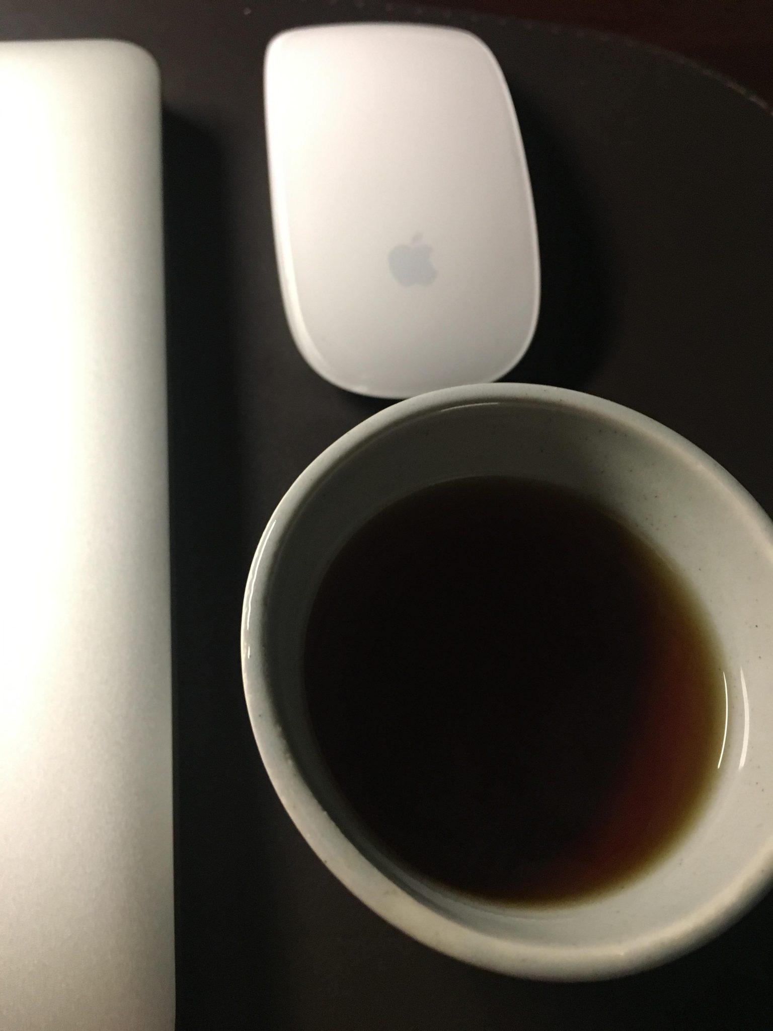 홍차와 애플