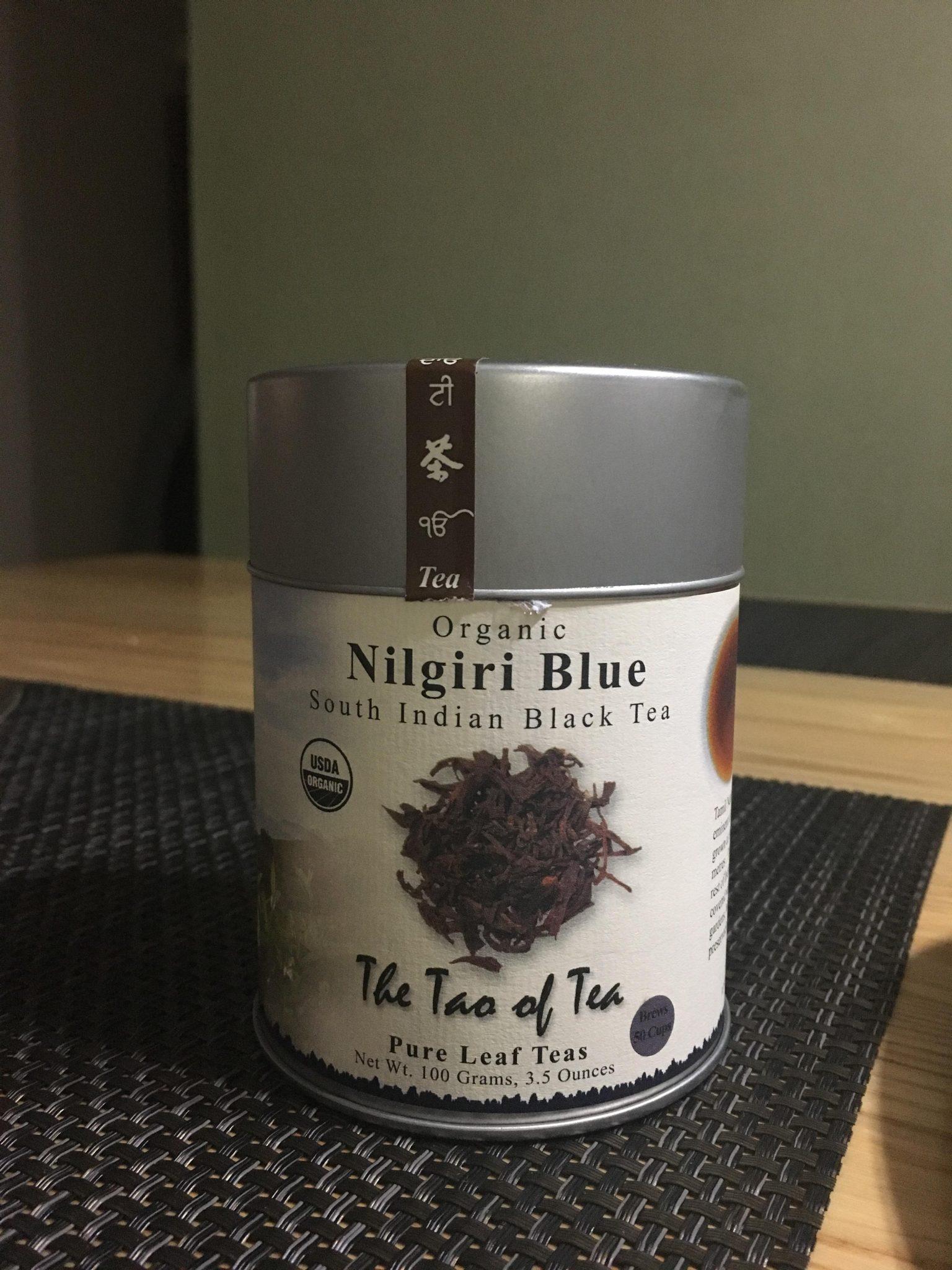 닐기리 블루 (Nilgiri Blue) 홍차