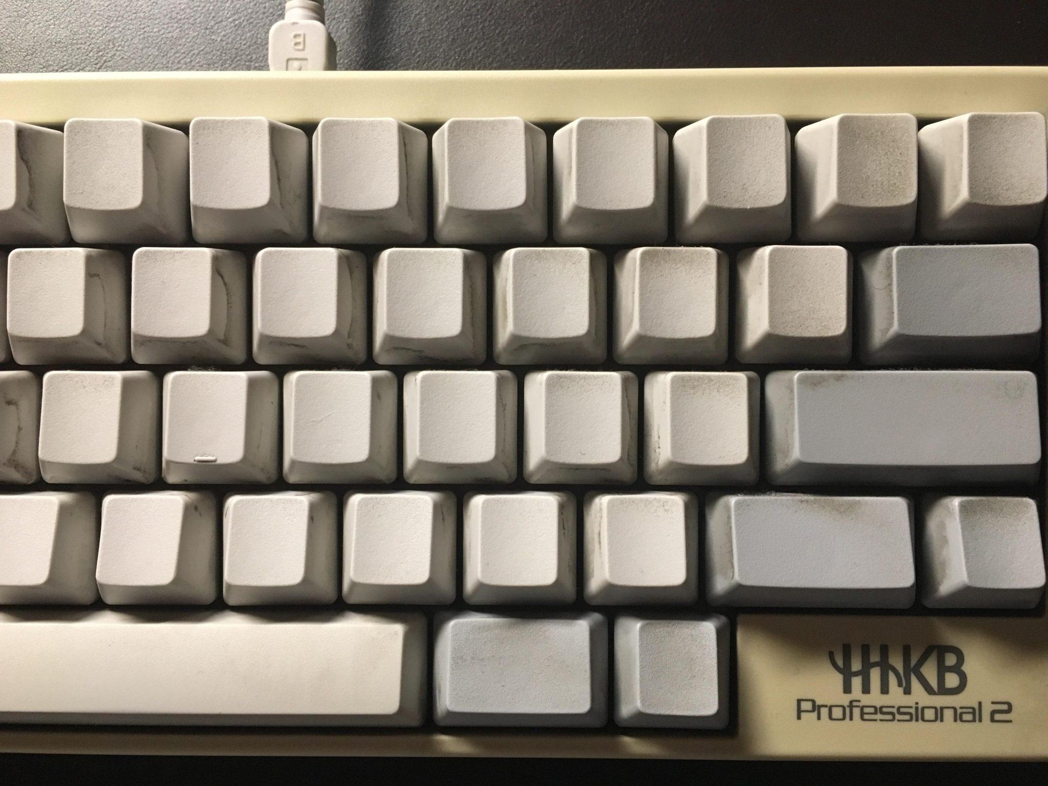 해피해킹 프로2 키보드