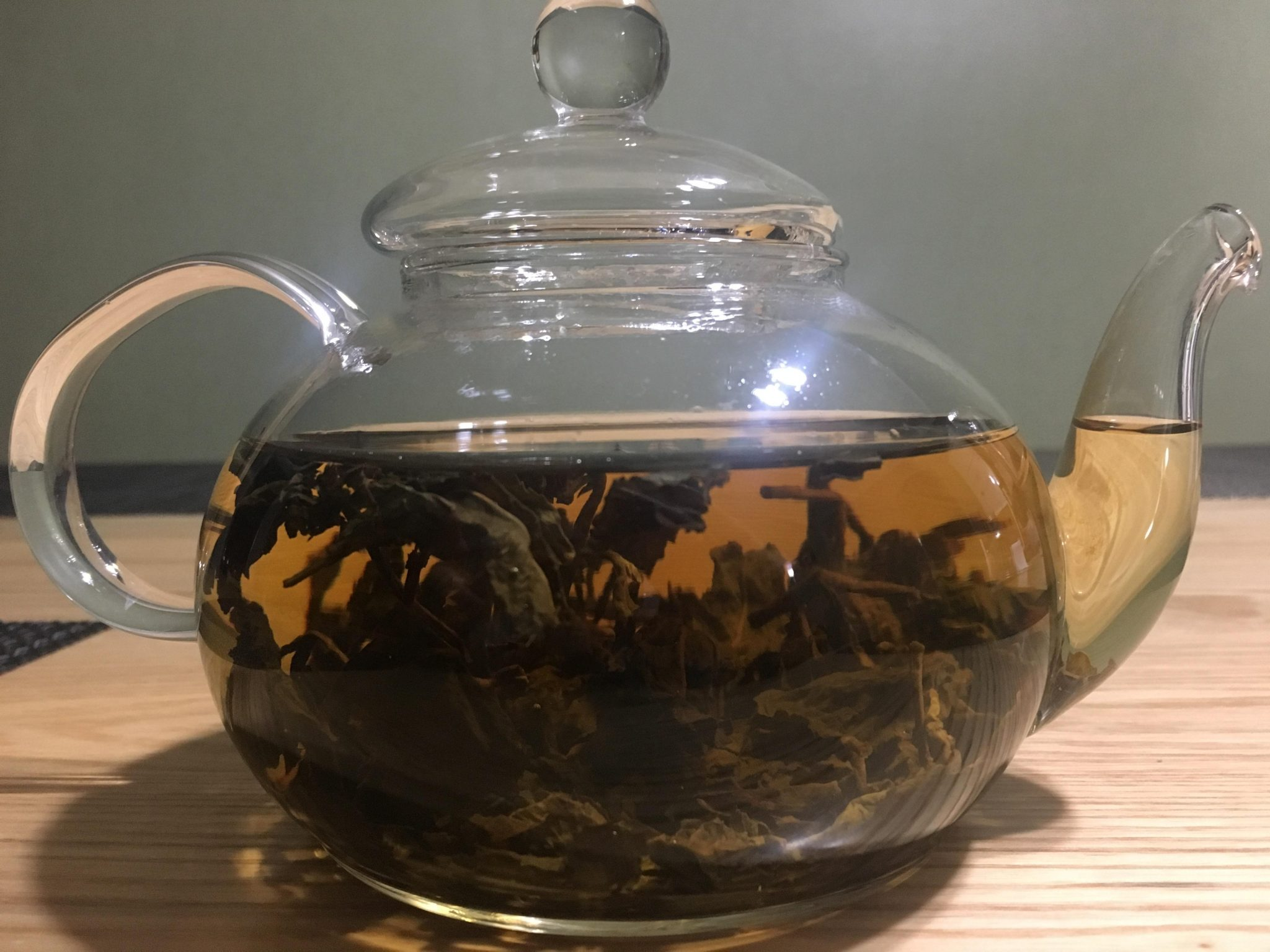 Uncle Lee's Oolong Tea