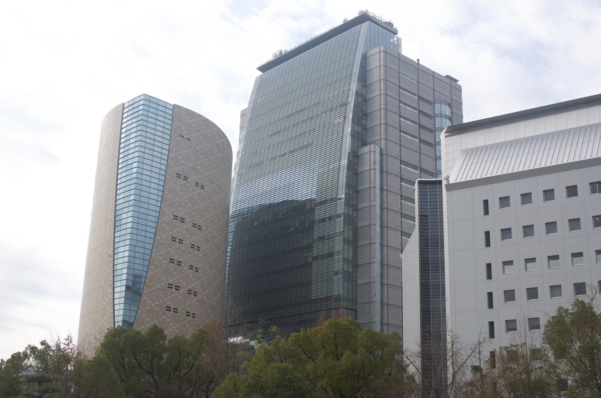 오사카 역사박물관 NHK