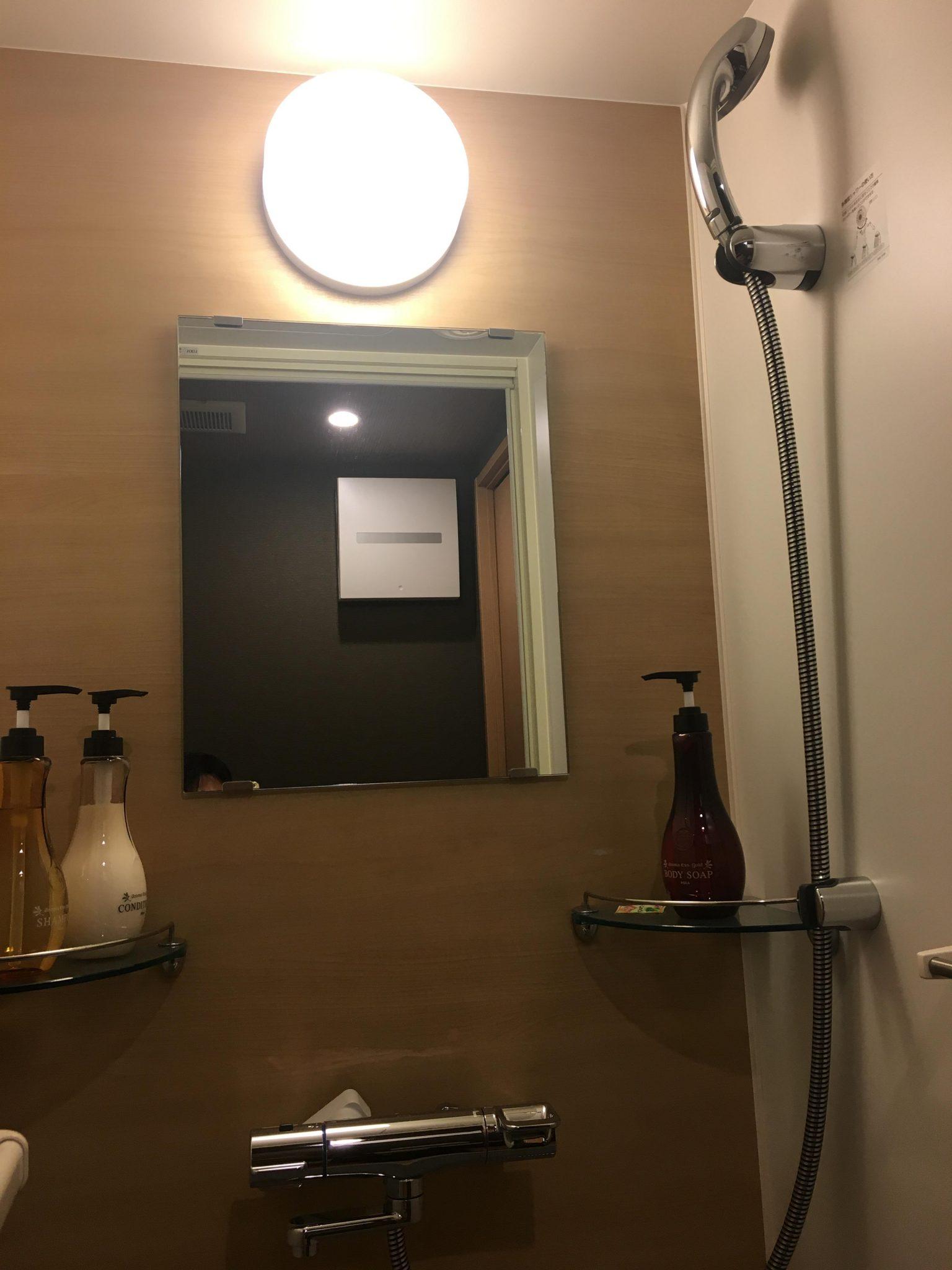 온야도 노노 난바 화장실