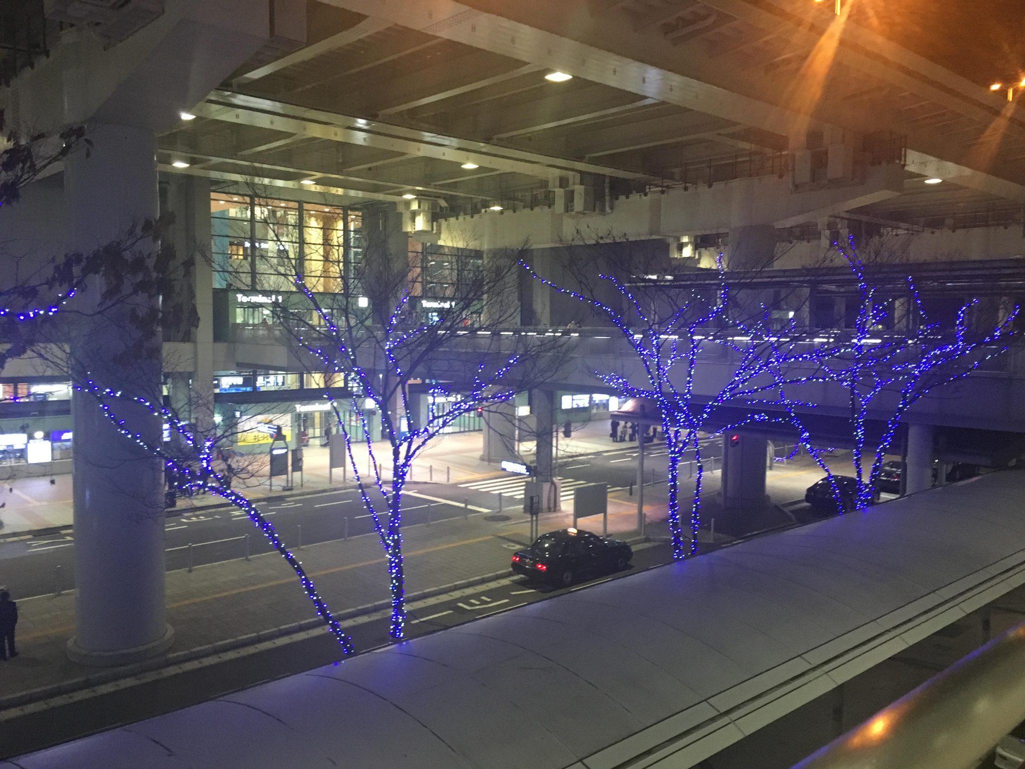 오사카 칸사이 공항