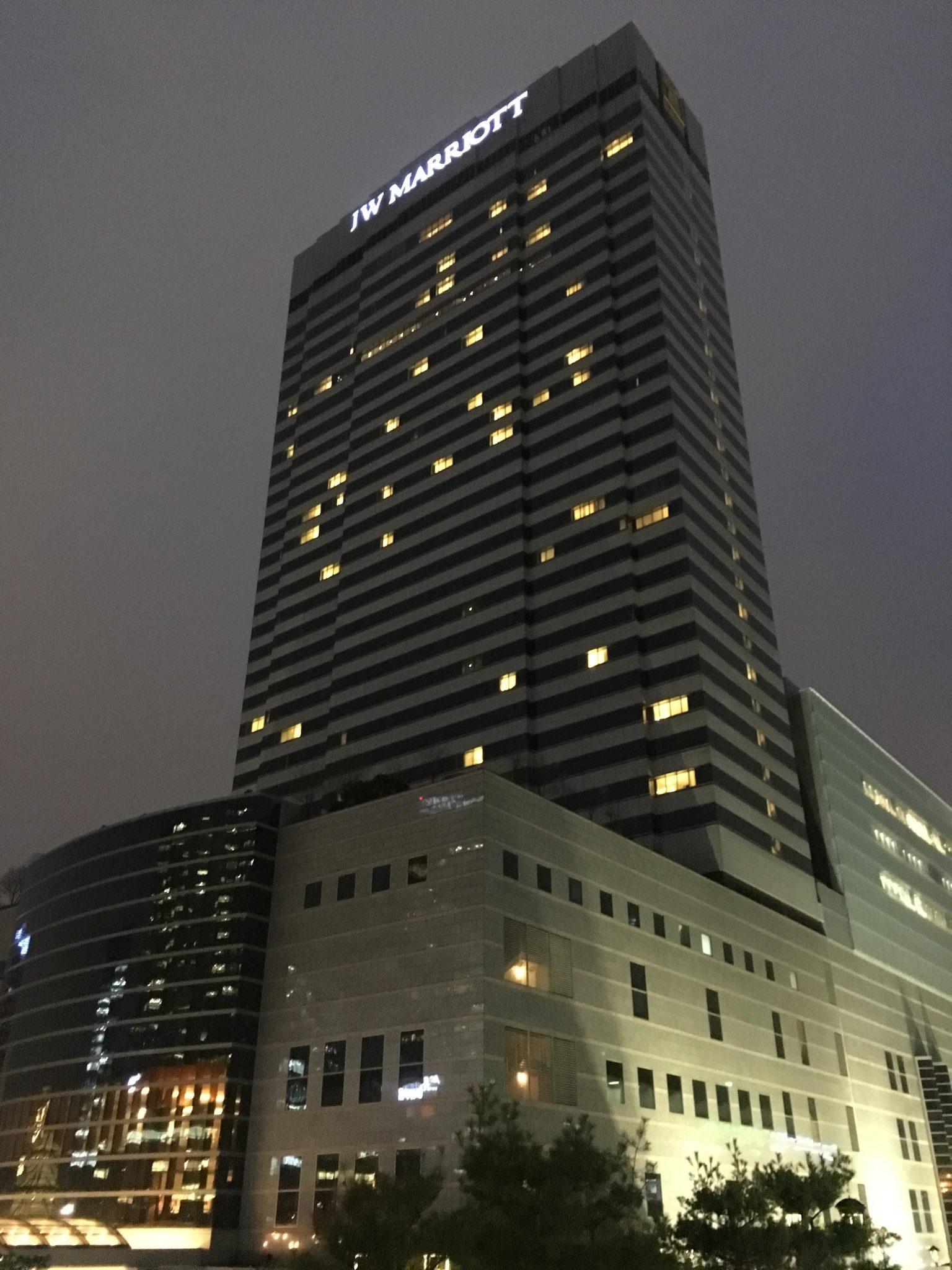 JW Marriott 호텔