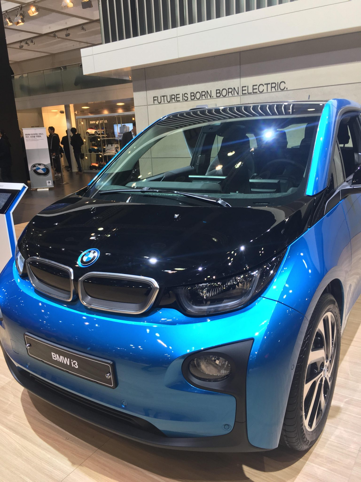 BMW i3 전기차
