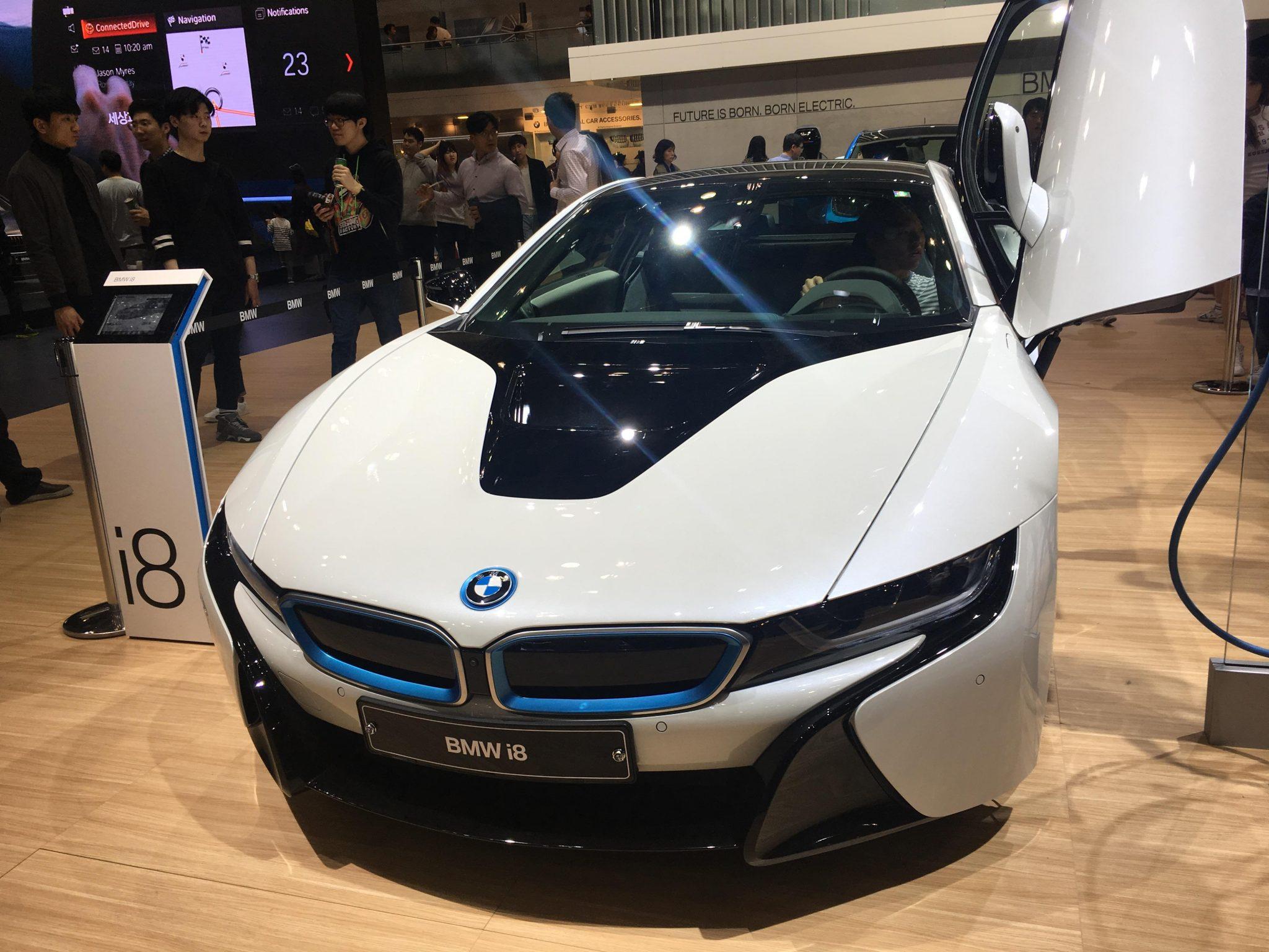 BMW 전기차 i8