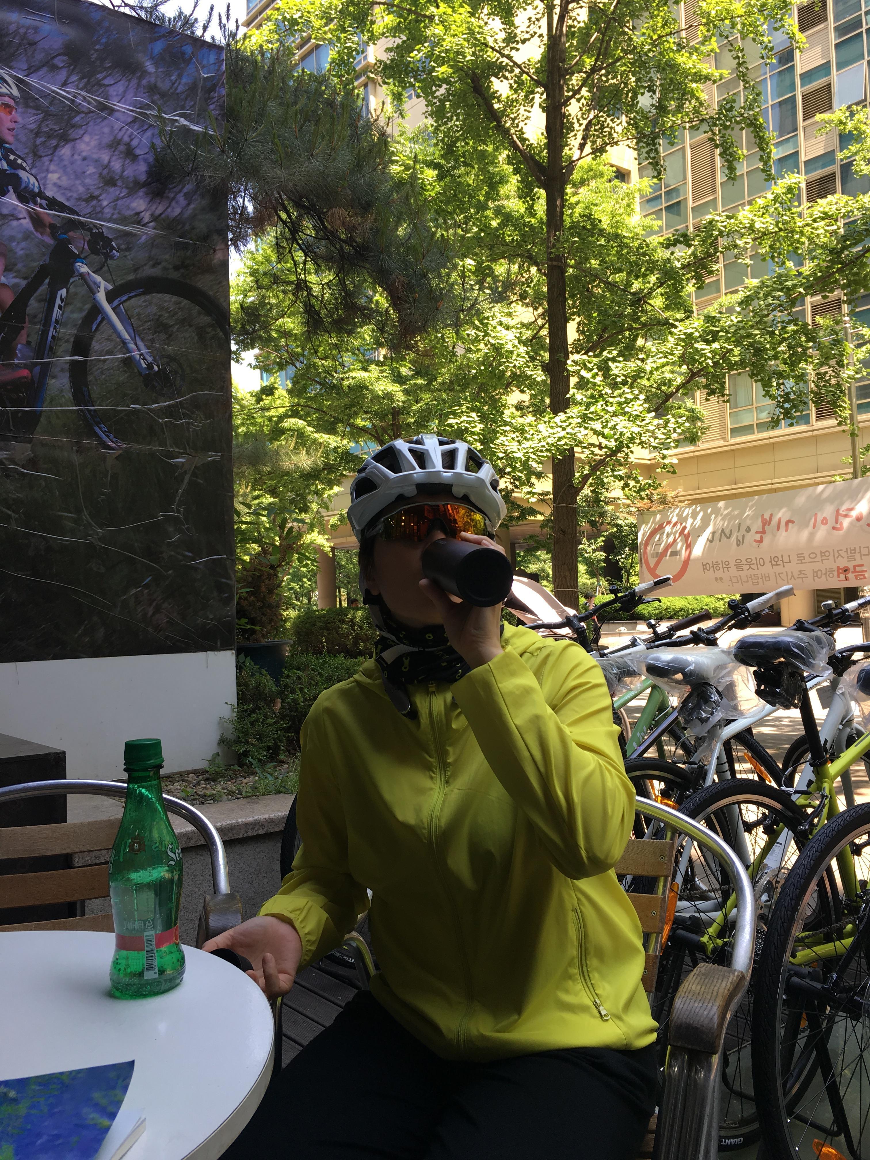 율동공원 자전거