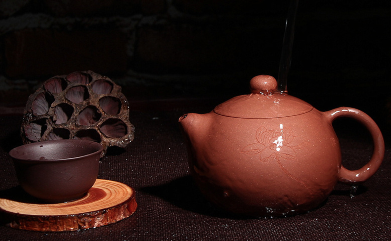 Kung Fu Tea Pot