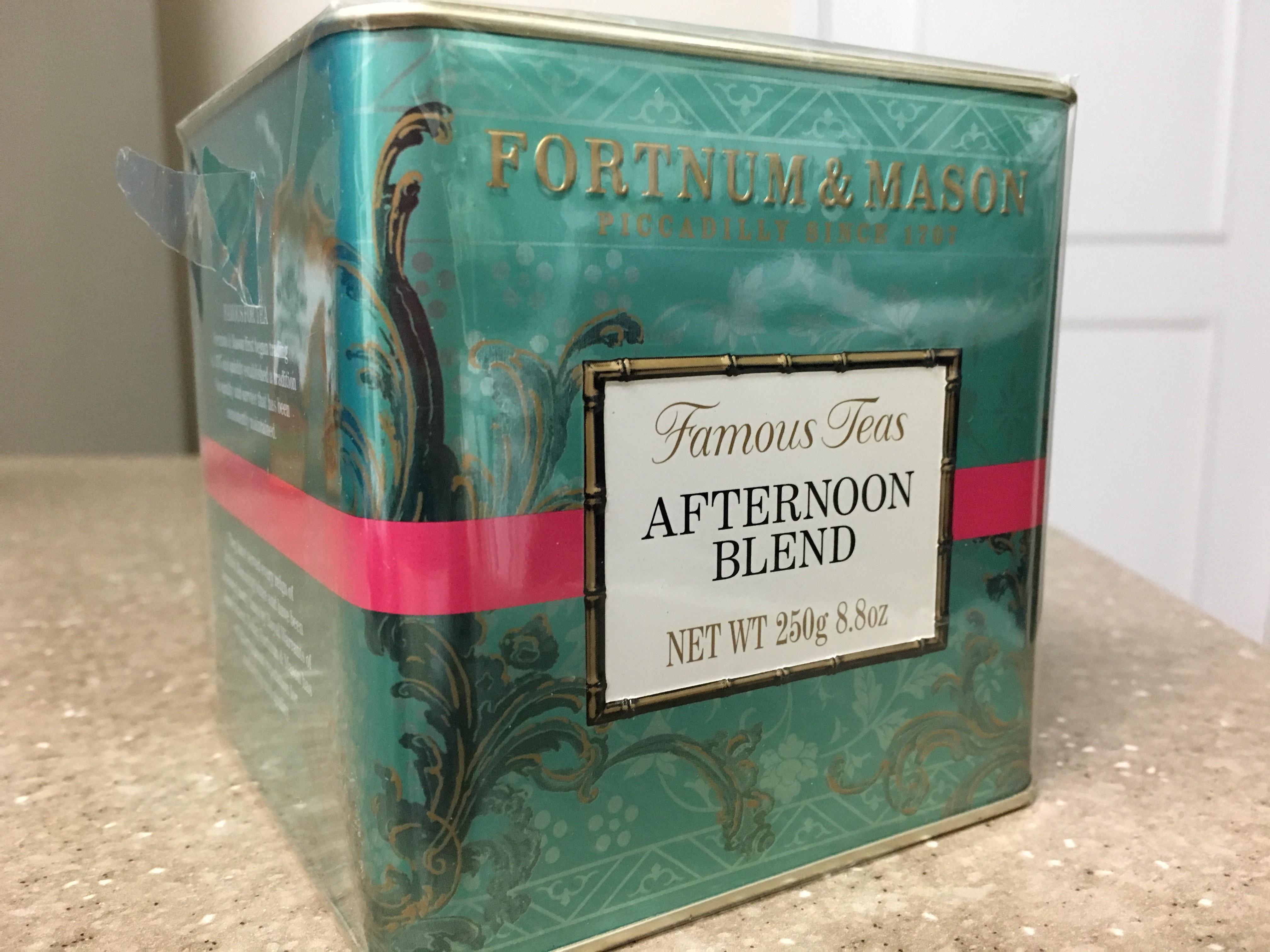 포트넘 앤 메이슨 afternoon tea