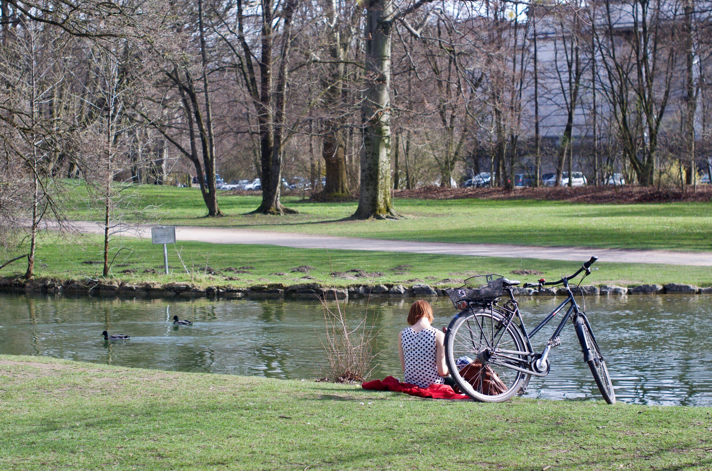 독일 뮌헨 영국 정원