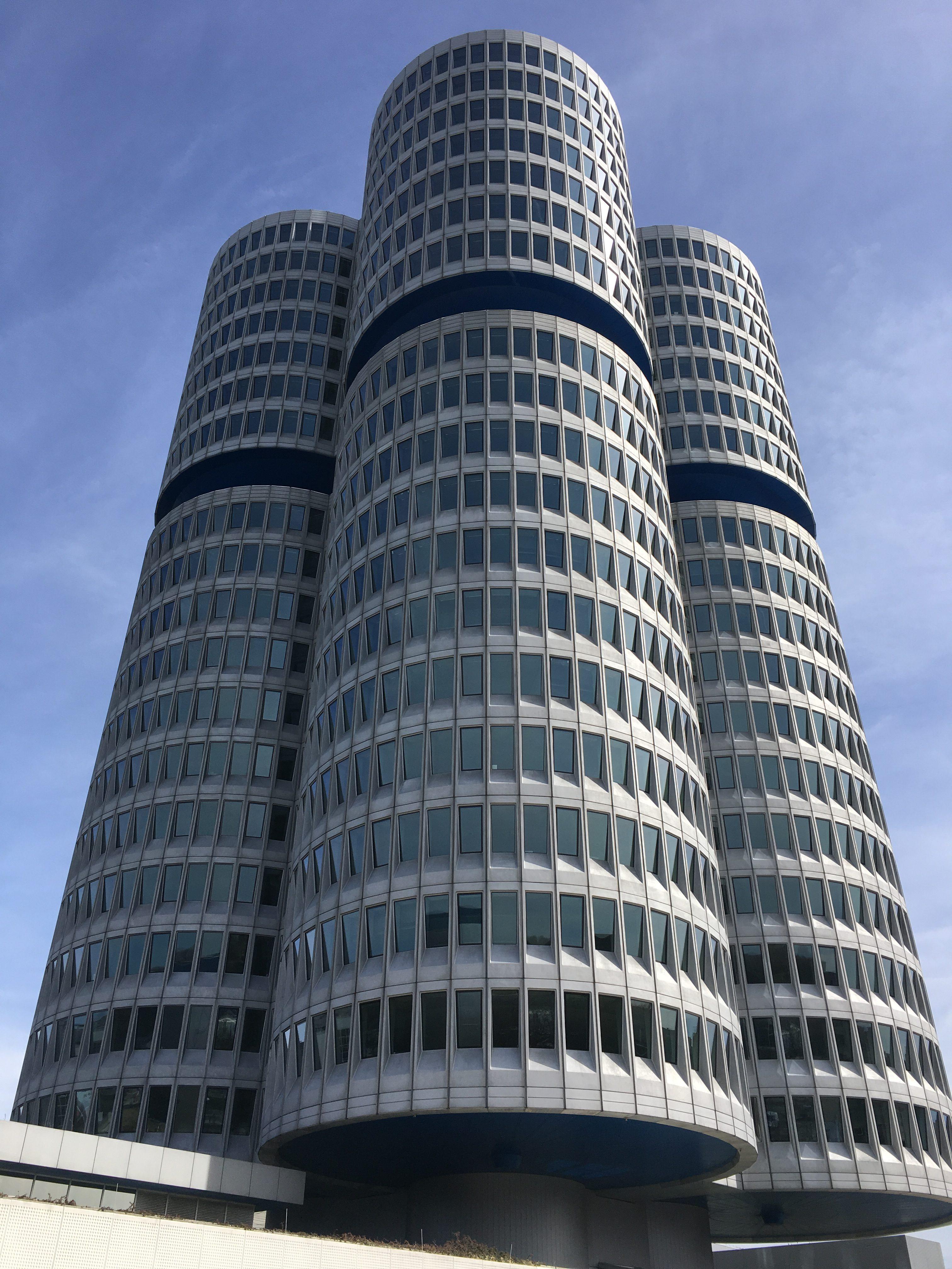 BMW 본사 건물
