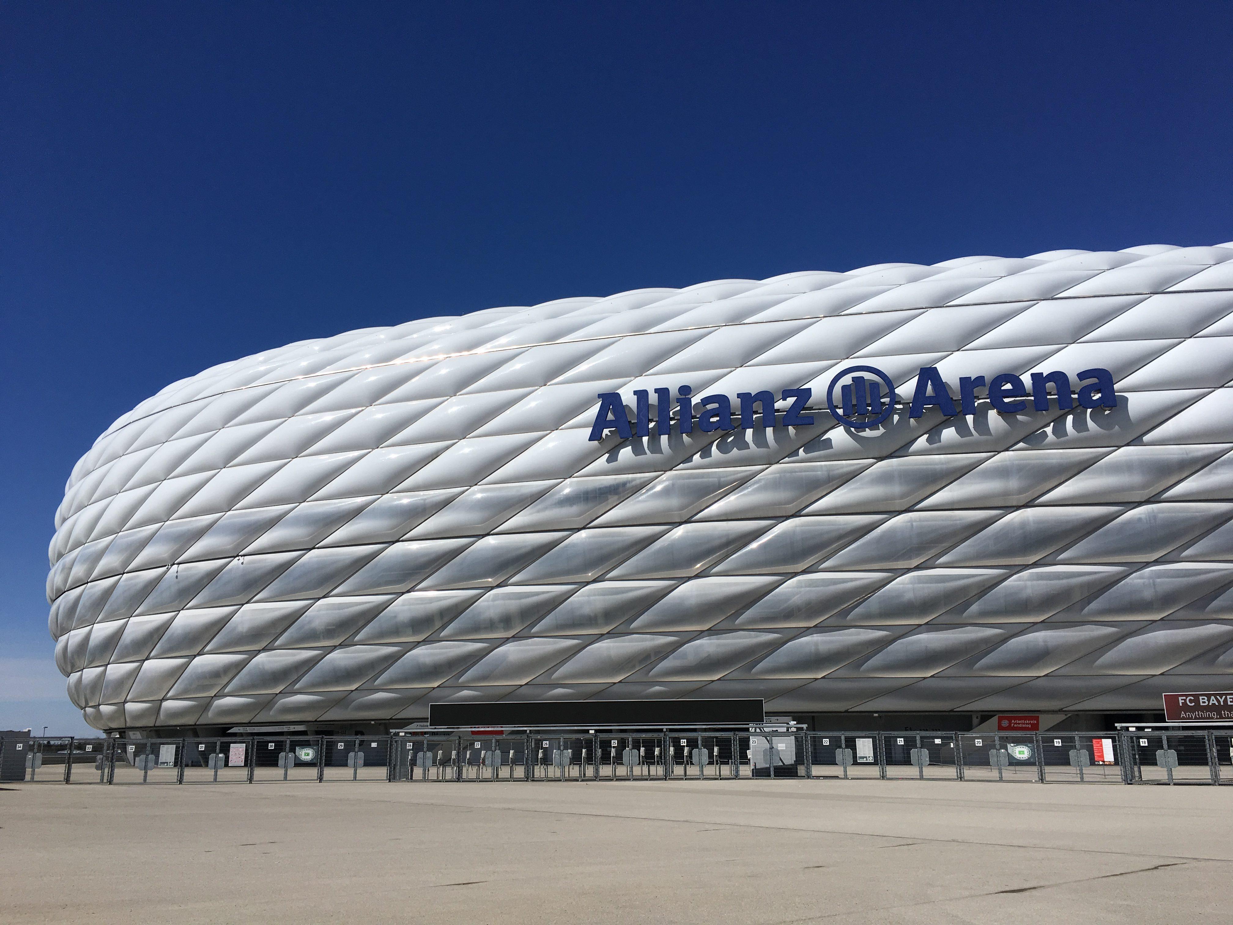 뮌헨 Allianz Arena
